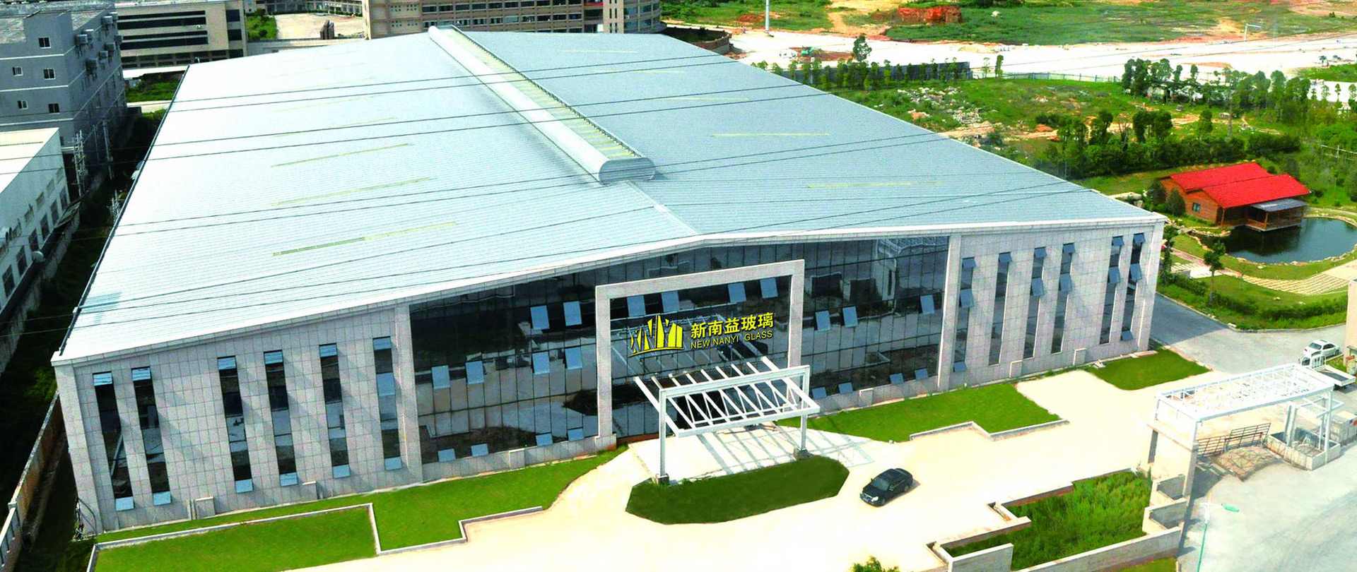 Jinjiang New Nanyi innovative glass co ltd.